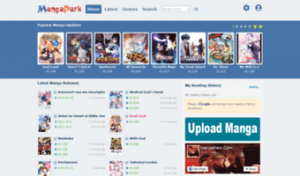 Manga Sites
