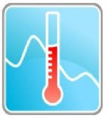 room temperature app