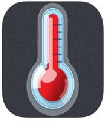 body temperature app