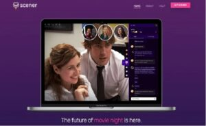 watch movies together online app