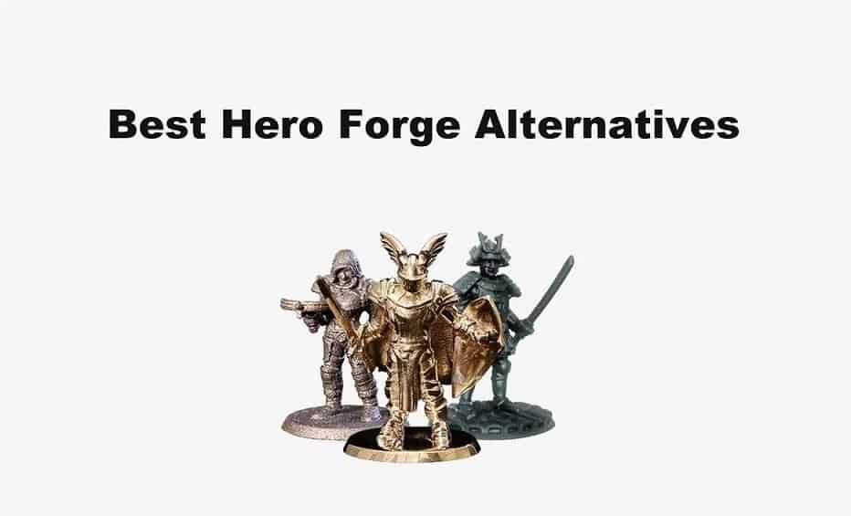 Hero Forge Alternatives