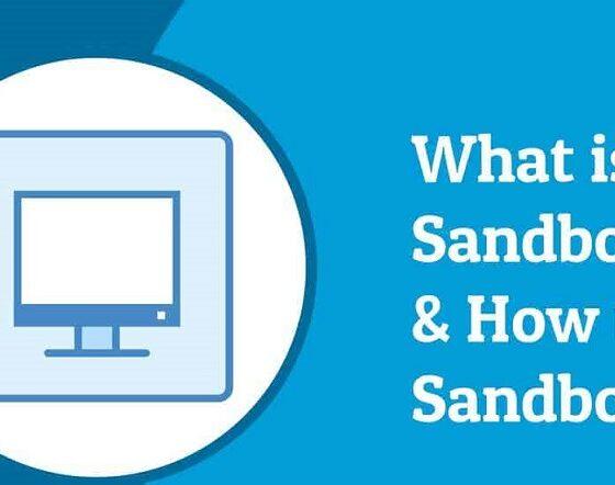 sandboxing and how to sandbox a program
