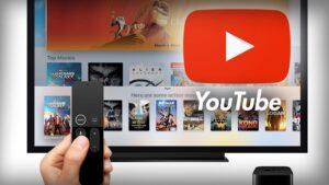 YouTube TV on my Apple TV