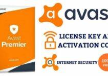 Avast Activation Code 2020