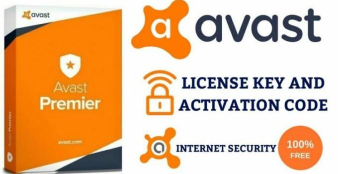 Avast Activation Code 2020