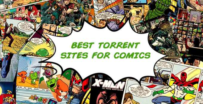 Best Torrent Sites for Comics