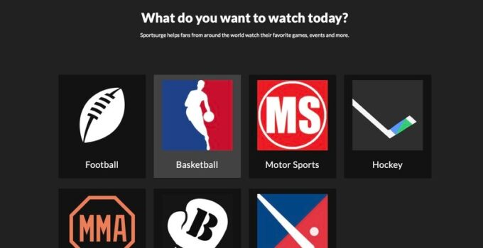 sportsurge reddit