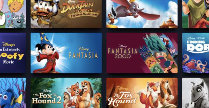 Sites To Watch Disney Movies