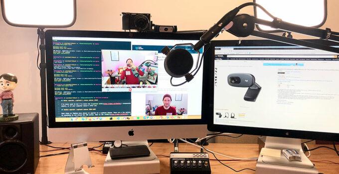 How to Set up Webcam