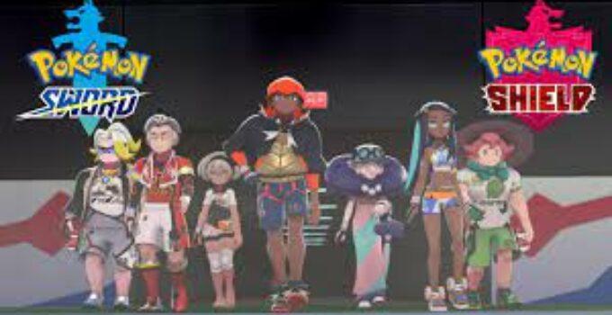 pokemon sword gym leaders
